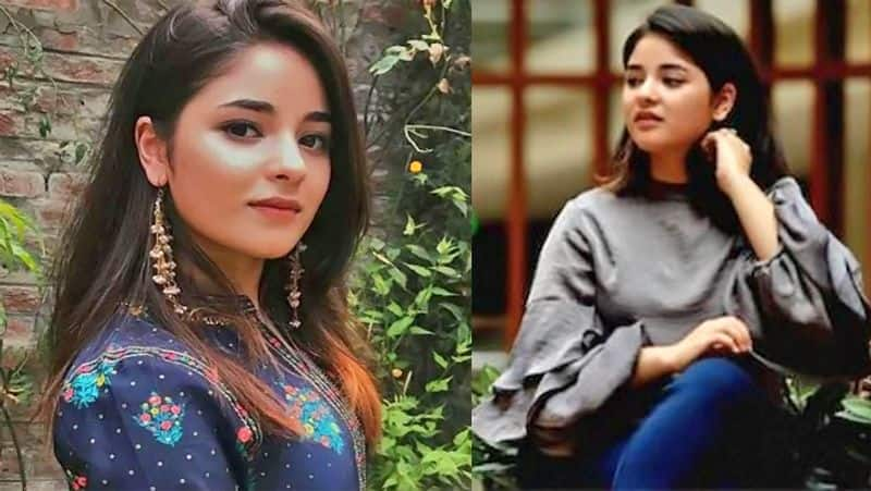 Zaira Wasim post about locusts attack trolled on social media