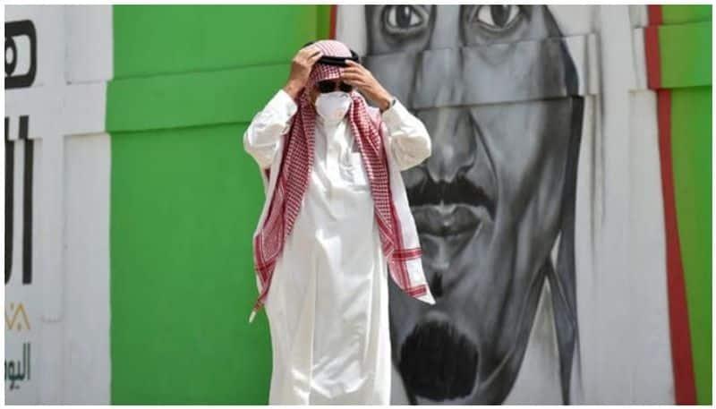 1000 fine for not wearing mask in saudi arabia