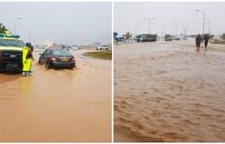 <p>Oman Heavy rain</p>