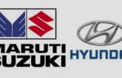 <p>Maruti-Hyundai</p>