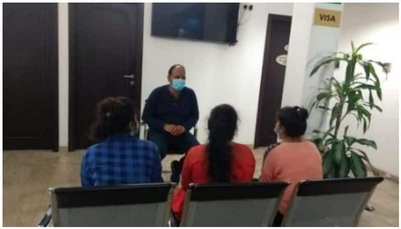 nine bar dancers including keralites rescued from sexual assault in uae