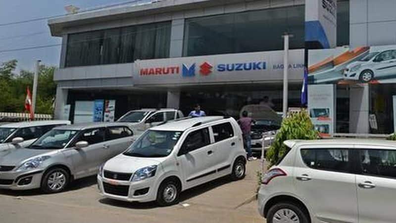 workers at Maruti Suzukis Gurugram plant tested positive