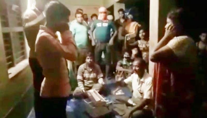 People punished man woman for extramarital relation in Midnapore