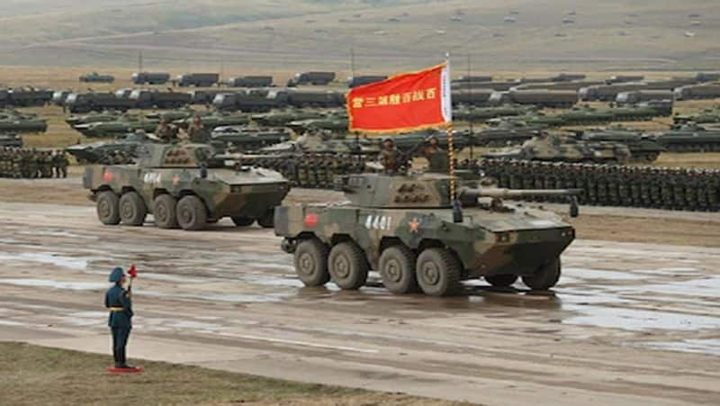 China increases number of troops weaponry along LAC in Arunachal Pradesh Sikkim and Uttarakhand SS