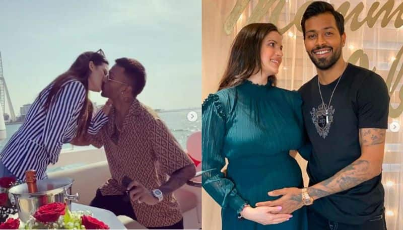 Indian cricketer Hardik Pandya is going to be a father soon