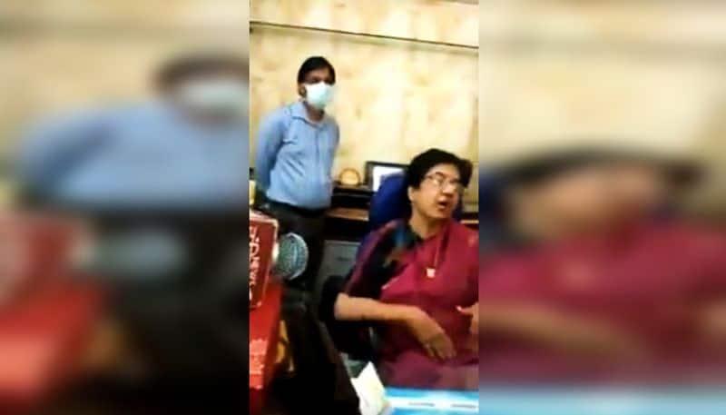 Furore over woman doctor's viral video lambasting Jamaatis, ex-MP seeks action