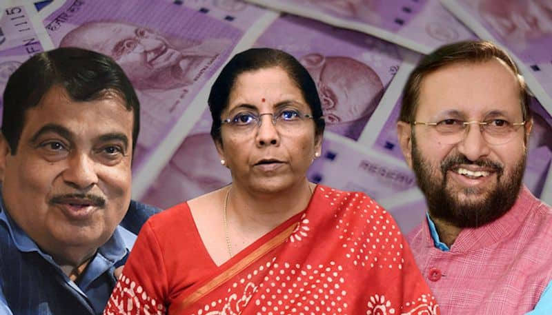 Union cabinet passes proposals made by Nirmala Sitharaman in the economic package worth Rs 20 lakh crore
