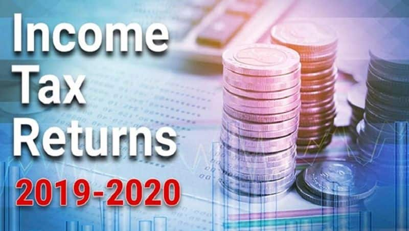 Details of Income Tax Return filing for FY 2019 20