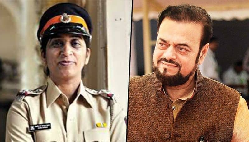 Did Uddhav Thackeray bend over backwards to placate MLA Abu Azmi & transfer a lady police officer?
