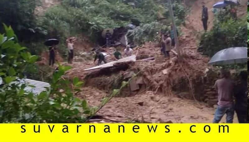 At least 20 people killed in landslides in Assam Barak Valley