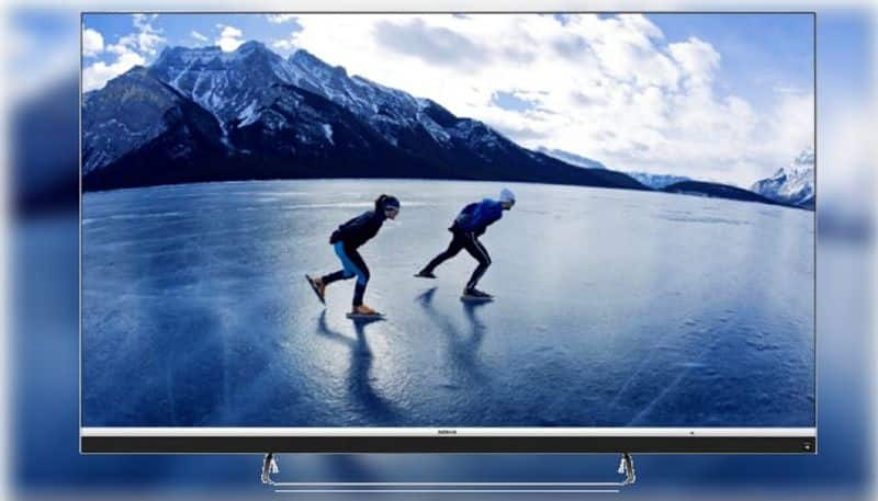 Nokia launch a 43-inch smart TV on June 4 in India