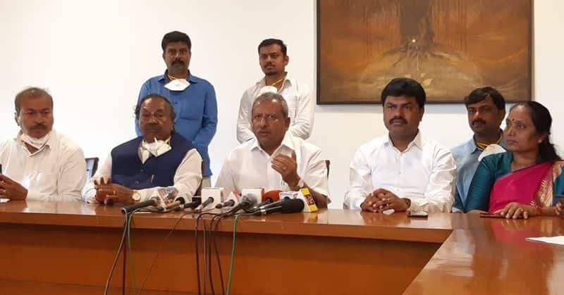 22 thousands of LED Bulbs will be  installed soon in shivamogga City says minister Byrathi Basavaraj