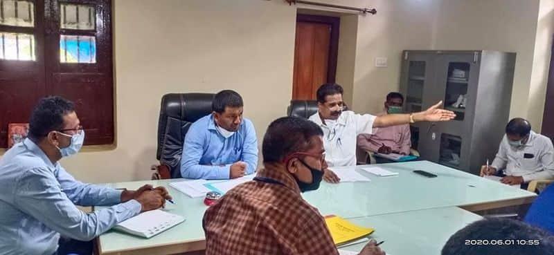 Police should take action against Drugs Activities in Sagara taluk Says ML A Harathalu Halappa