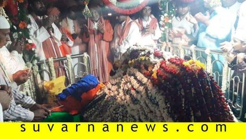 DoodPeera Urus Cancel due Coronavirus in Lakshmeshwara in Gadag District