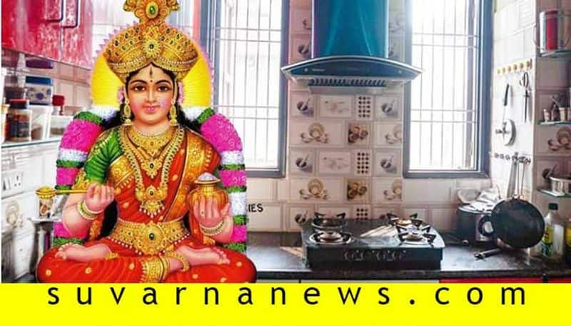 If you want Annapoorna devi blessings then do not keep these items at kitchen