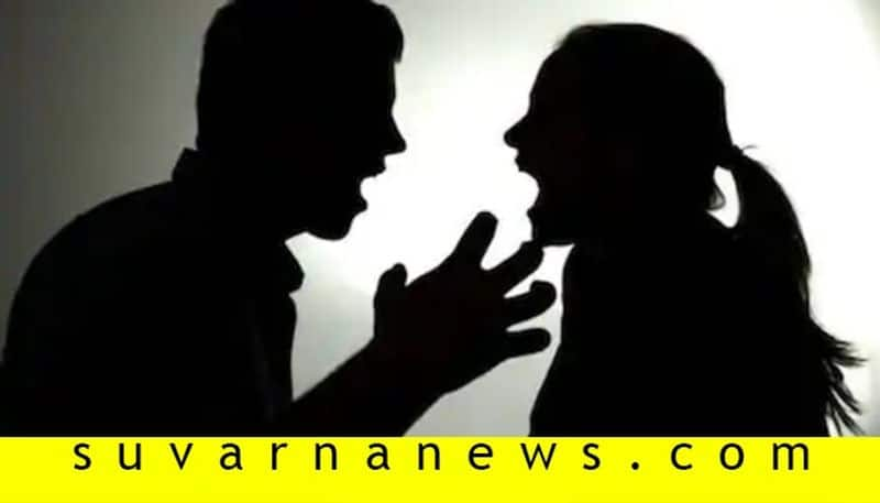 Wife Saves Husband Who Tries To Kill Her in delhi
