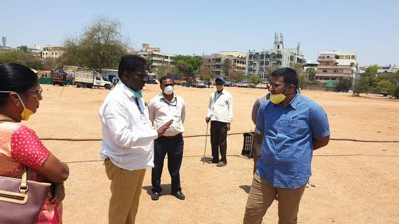 rangareddy district collector amay kumar placed in fame india best ias list