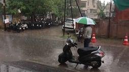 <p>मौसम विभाग की चेतावनी के अनुसार, प्रदेश के जिन जिलों में तेज बारिश हो सकती है वह रायसेन, सीहोर, होशंगाबाद, बैतूल, हरदा, बुरहानपुर, खंडवा, खरगौन, बड़वानी, अलीराजपुर, झाबुआ, धार, देवास, छिंदवाड़ा, सागर, छतरपुर, टीकमगढ़ और शाजापुर जिलों में भारी बारिश की चेतावनी है। इसके साथ ही भोपाल, इंदौर, जबलपुर, सागर, उज्जैन, ग्वालियर, रीवा, शहडोल जिले शामिल हैं।</p>