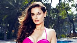 You have seen the hot look of sexy, hot pool girl Evelyn Sharma with Pani Pani