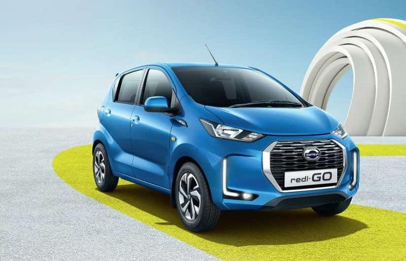 Datsun launches the all-new redi GO in India