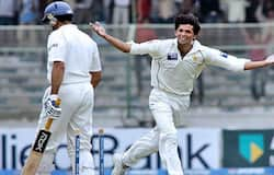 """<p style=""""text-align: justify;""""><strong>Mohammad Asif</strong><br /> A rising bowler from Pakistan, he got involved in the drug-scandal of Pakistan Cricket in 2006. He was accused of using performance-enhancing drugs to improve his bowling speed, followed by a year ban. A similar incident happened in IPL, in 2008, and he was subsequently suspended for the next season. In 2010, he got involved in the match-fixing scandal, along with other Pakistani players, and was found guilty of taking money from the bookies and fixing matches by bowling huge no-balls during the course of the match. As a result, he was suspended by ICC for terms of between five and 10 years.&nbsp;</p>"""