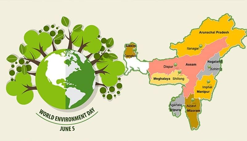 World Environment Day Northeast India How it follows traditional sustainable lifestyle