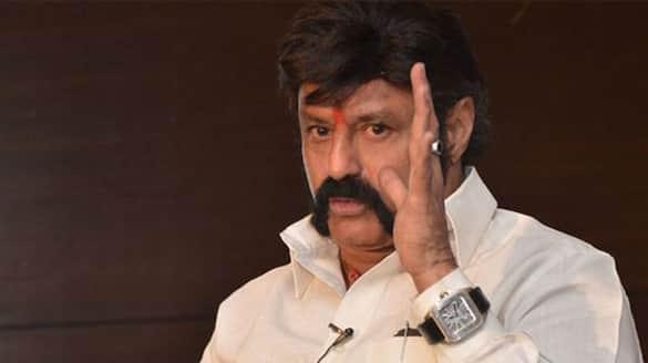 hero balakrishna urges his fans not to celebrate his birthday ksr