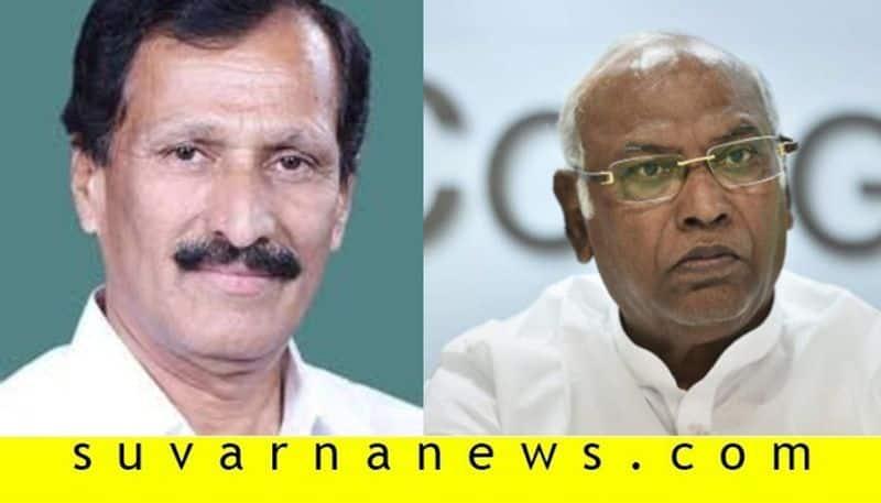 Muddahanume gowda to get ticket if Mallikarjun Kharge back out