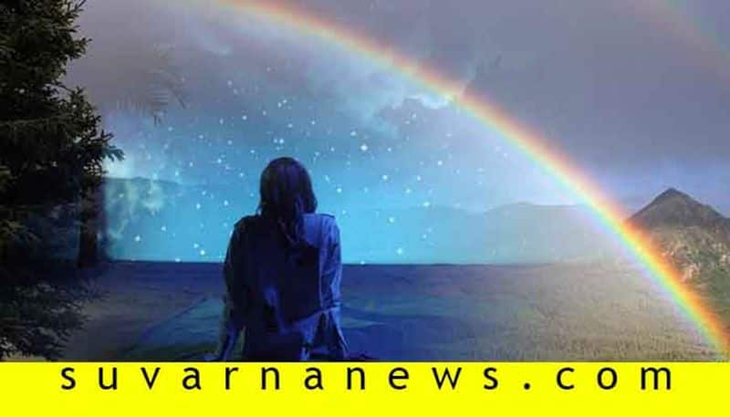 If you see Rainbow in your dream what it predicts