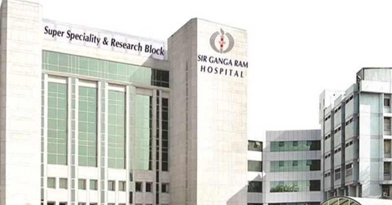25 Sickest Patients Have Died: Delhi's Ganga Ram Hospital's Oxygen SOS lns