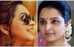 <p>Manju Warrier and Bhavana</p>