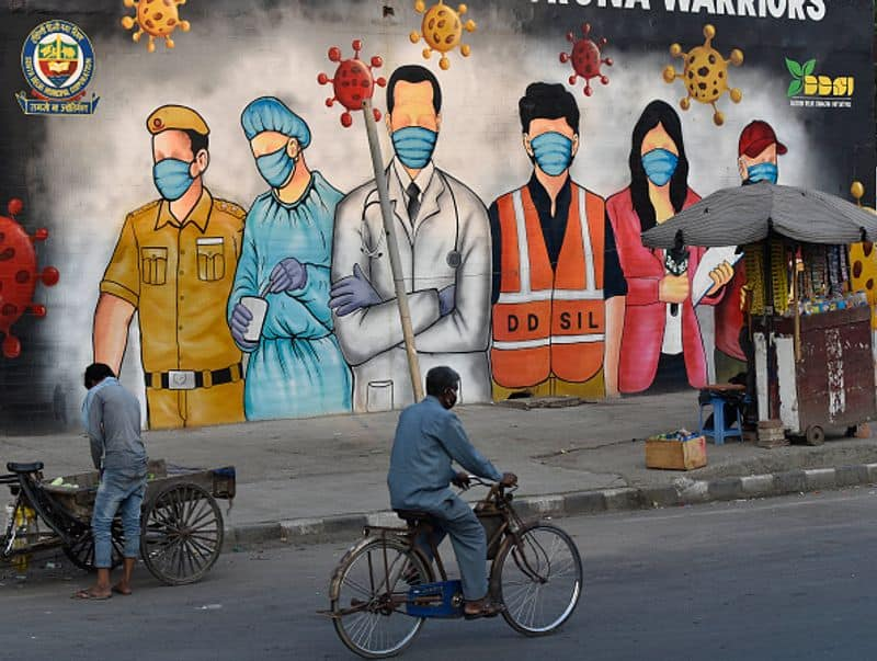 30 per cent people got infected in coronavirus at hotspot says icmr