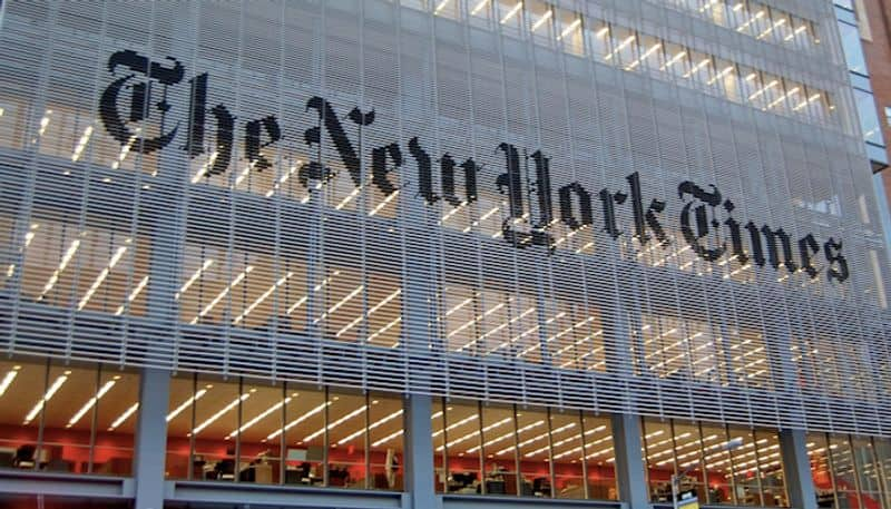 George Floyds death Virus of intolerance conquers New York Times as it stymies contrarian views