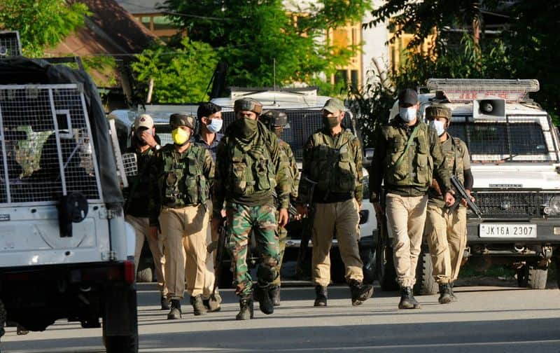Security forces shelve three terrorists in Shopian of Jammu and Kashmir, search operation continues