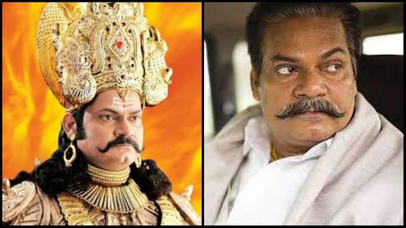 <p><b>Akhilendra Mishra as Ravana</b></p>