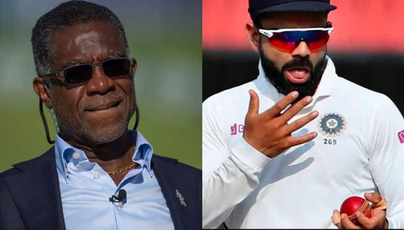 Bowlers can use sweat instead of saliva in ball polish,says Michael Holding