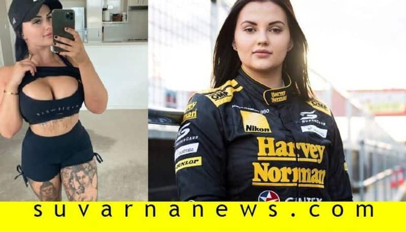 Renee Gracie Australia Car Racer turns to Adult Film Actress