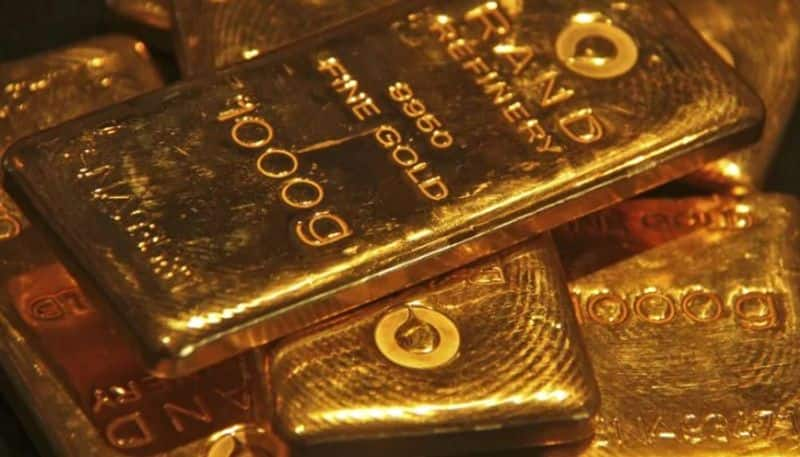 todays gold price: gold rates falls down from record high price in this week