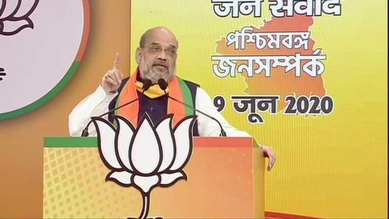 Trinamool CONGRESS leaders criticize bjp as virtual And vote hunger party