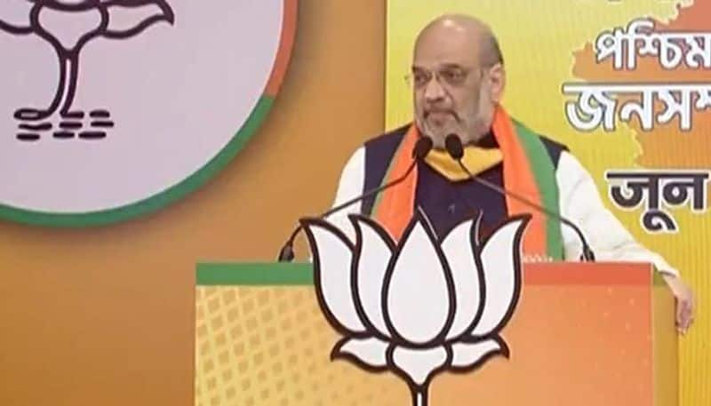 Heath Insurence will be an important issue in West Bengal Election, Amit Shah's speech hints