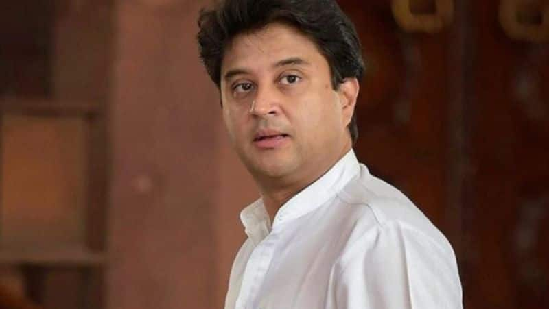 Jyotiraditya Scindia exposes Kamal Nath for taking loan of Rs 8000 crore during his tenure as chief minister