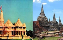 <p>सालों से बहुप्रतीक्षित राम मंदिर का निर्माण कार्य आज से शुरू किया जाएगा। अयोध्या में राममंदिर निर्माण से पहले भगवान शिव की आराधना की जाएगी। श्री राममंदिर निर्माण में कोई विघ्न बाधा न आए इसकी कामना से रामजन्मभूमि परिसर में कुबेर टीला पर स्थित शिव मंदिर में भगवान शशांक शेखर का अभिषेक मंदिर निर्माण की कामना से किया जाएगा।</p>