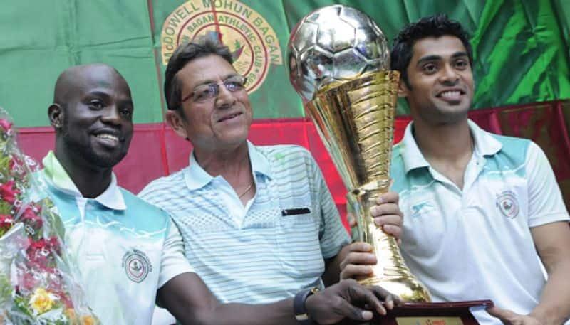 In the Kolkata League Sanjay Sen can be the coach of Mohun Bagan again