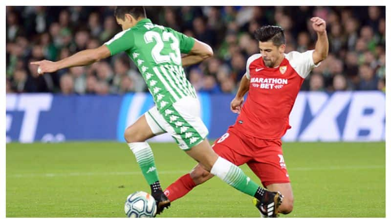 Sevilla 2-0 Real Betis, Ocampos shines as hosts surge to Derby success
