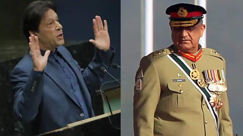 imran becoming weak, Bajwa's strength is increasing
