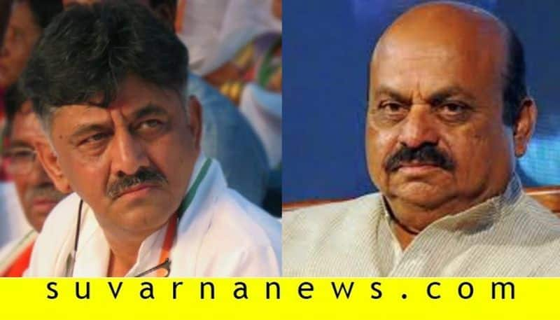 There is nothing to play politics with dk shivakumar oath taking ceremony says basavaraj bommai