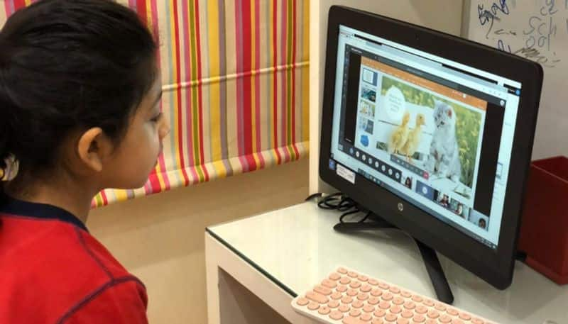 Online Classes impossible as the 56 percent of children have no access