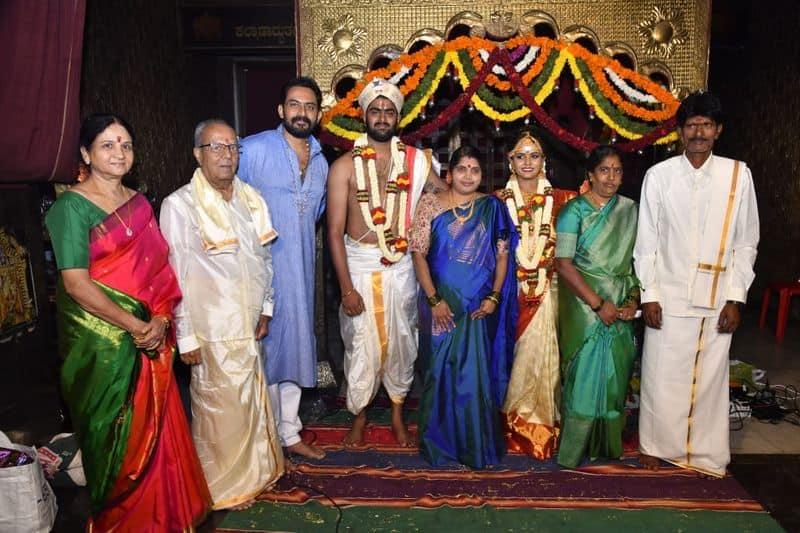 'ಕೃಷ್ಣ ಲೀಲಾ' ಖ್ಯಾತಿಯ ಮಯೂರಿ ಕಂಕಣ ಭಾಗ್ಯ.