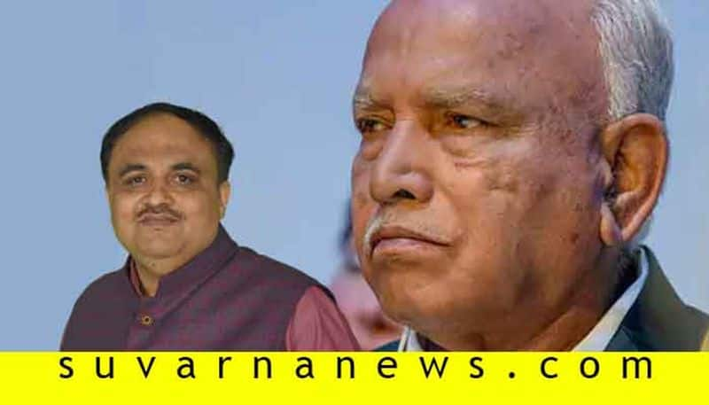 BJP high command refuse to give a chance to BSY recommendations