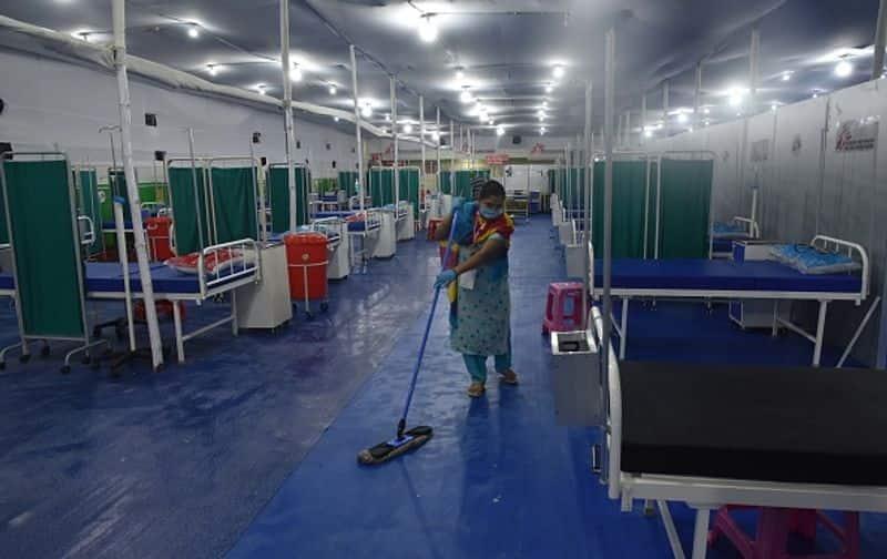 Osmania medical college data operator tests corona virus